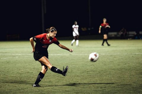 Austin Peay Women's Soccer play two critcal OVC matches this weekend. (APSU Sports Information)