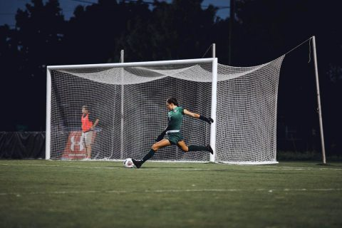 Austin Peay Women's Soccer fights hard against Murray but loses at home 2-1 Friday night. (APSU Sports Information)