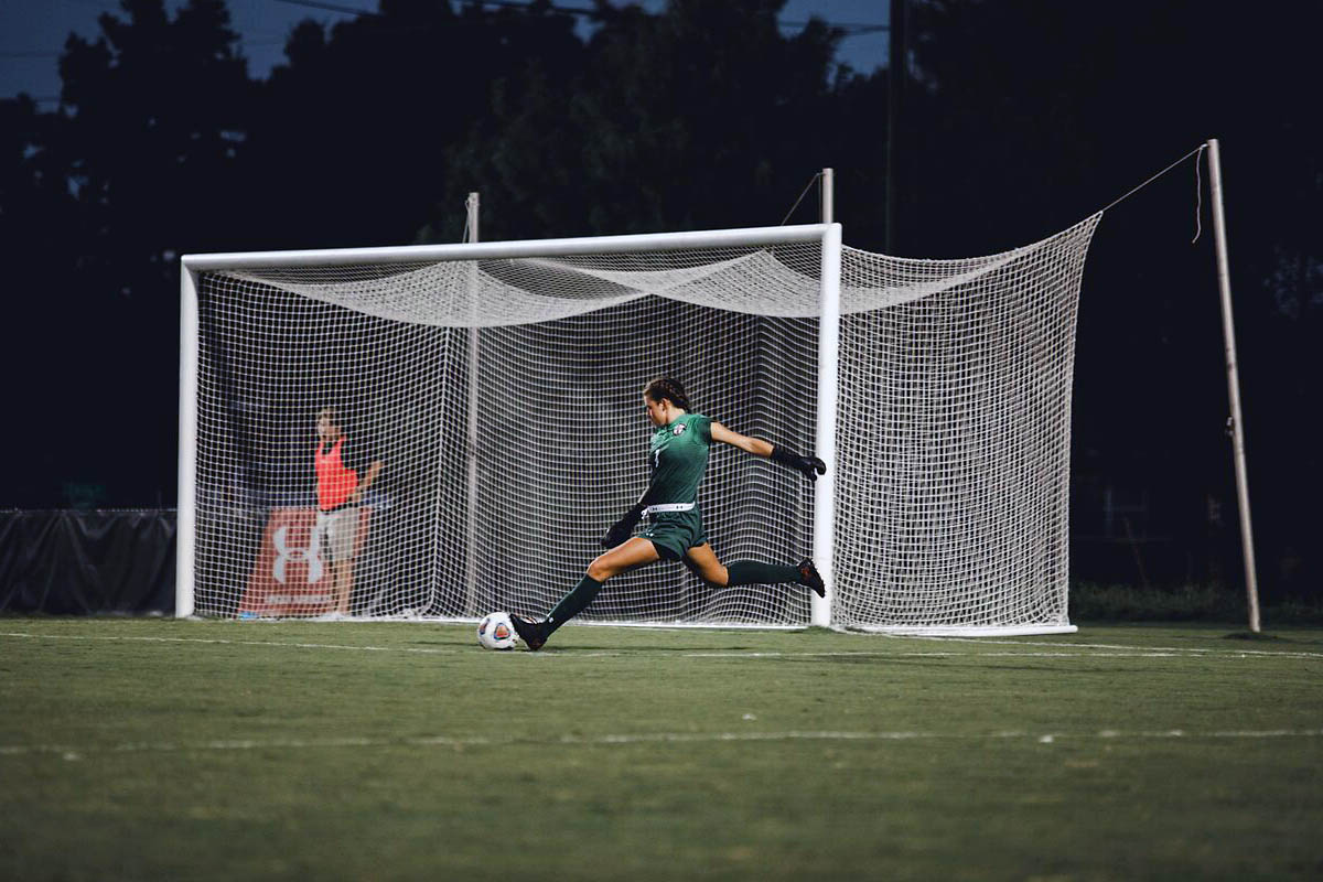 Austin Peay Women's Soccer fights hard against Murray but loses road match 2-1 Friday night. (APSU Sports Information)