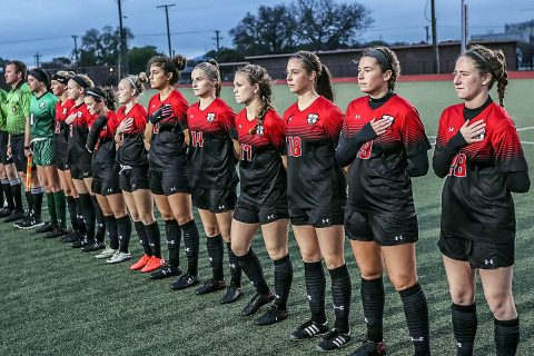 Austin Peay Women's Soccer unable to get on track at UT Martin. (APSU Sports Information)