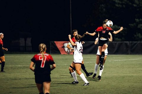 Austin Peay Women's Soccer travels to Southeast Missouri Sunday needing win for OVC Tournament berth. (APSU Sports Information)