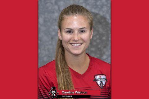 2018 APSU Soccer - Caroline Wistrom