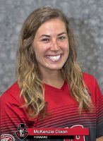 2018 APSU Soccer - McKenzie Dixon