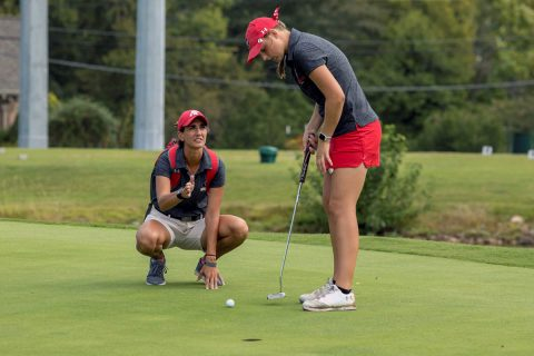 Austin Peay Women's Golf look to defend their title at Town and Country Invitational. (APSU Sports Information)