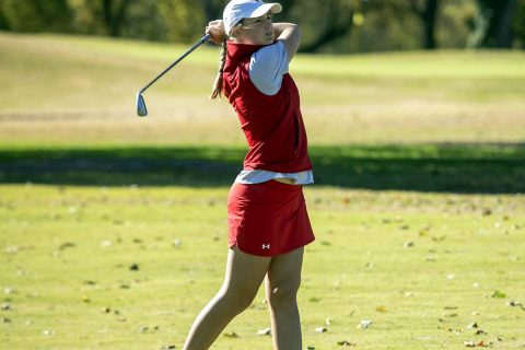 Austin Peay Women's Golf has four shot lead at Town and Country Invitational. (APSU Sports Information)