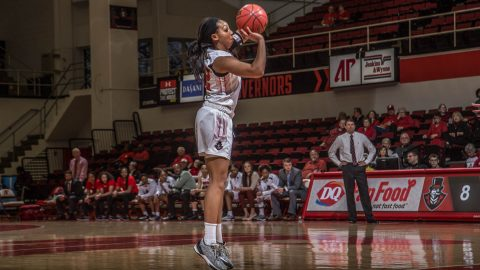 OVC Media Poll picks Austin Peay Women's Basketball to come in seventh during the regular season. (APSU Sports Information)