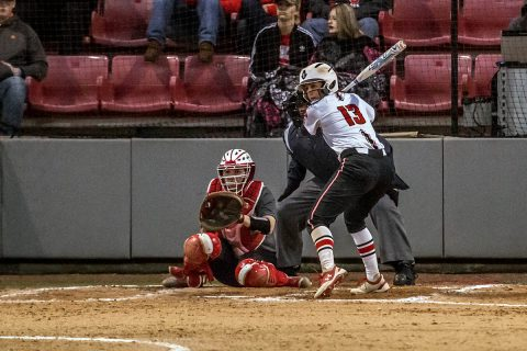 Austin Peay Women Softball loses in 10 innings to Southern Illinois, 10-1. (APSU Sports Information)