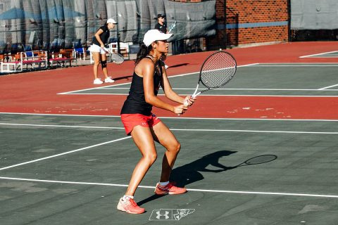 Austin Peay Women's Tennis wins their first two matches in 2019. (APSU Sports Information)