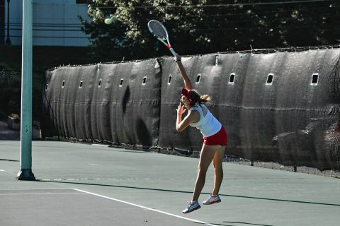 Austin Peay Women's Tennis at Intercollegiate Tennis Association Ohio Valley Regionals, Thursday to finish fall slate. (APSU Sports Information)