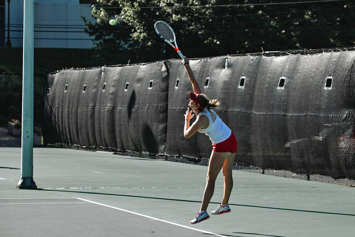 APSU Women's Tennis finishes fall season at ...