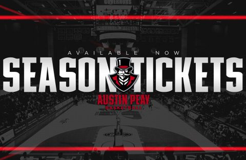 Austin Peay Men, Women's Basketball Season Tickets on sale now. (APSU Sports Information)