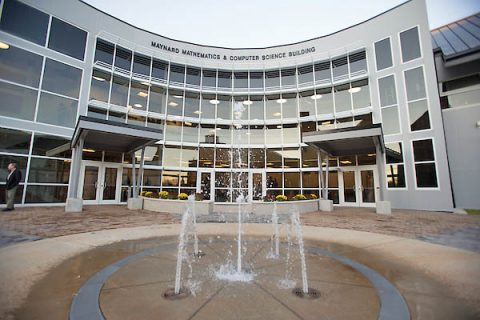 Austin Peay State University Maynard Mathematics and Computer Science Building.