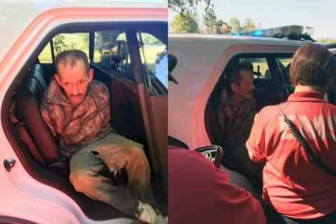 Kirby Gene Wallace is now in custody. (TBI)