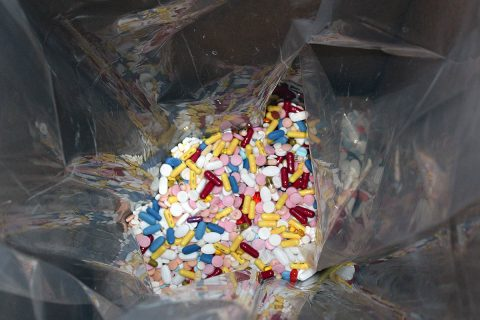 Saturday's Montgomery County Drug Take-Back Day a success.
