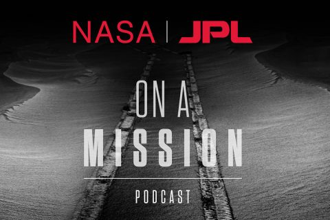 'On a Mission' is a new eight-episode podcast series from NASA's Jet Propulsion Laboratory that follows the InSight mission as the robotic explorer journeys to Mars for a November 26th landing. The first two episodes are available on October 29th for download. (NASA/JPL-Caltech)