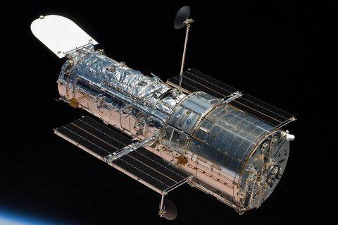 NASA's Hubble Space Telescope. (NASA)