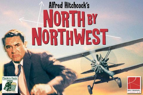 "The film ""North By Northwest"" to play this Sunday at the Roxy Regional Theatre as part of the Planters Bank Presents ... film series."