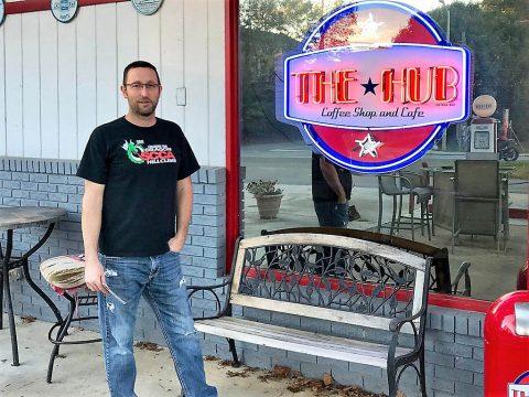 Greg McCoy and The Hub