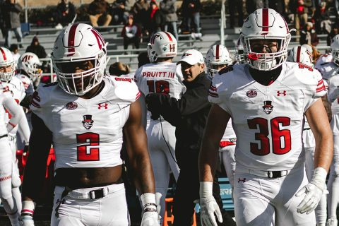 Austin Peay Football team has seven members to receive All-Ohio Valley Conference recognition. (APSU Sports Information)