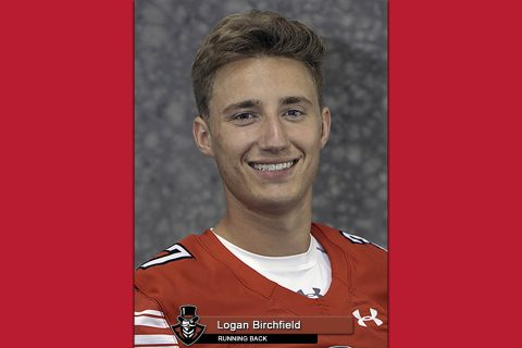 2018 APSU Football - Logan Birchfield