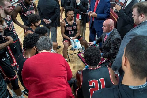 Austin Peay Men's Basketball begin Jersey Mike's Jamaica Classic facing USF in Tampa, Monday. (APSU Sports Information)
