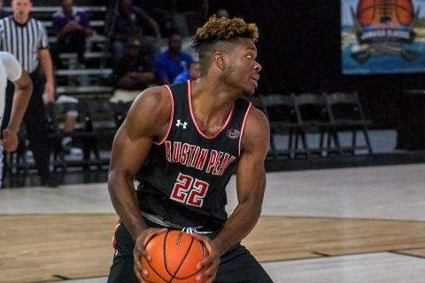 Austin Peay Men's Basketball finishes Jamaica stay with match against Campbell Sunday afternoon. (APSU Sports Information)