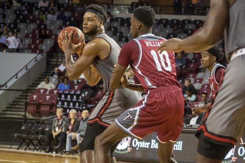 Austin Peay Men's Basketball gets road win against Troy Thursday night. (APSU Sports Information)