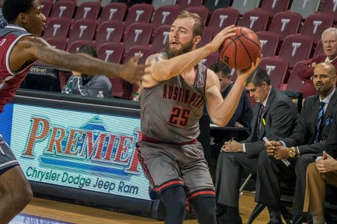 Austin Peay Men's Basketball plays road game against Alabama A&M, Saturday. Tip off is at 6:00pm. (APSU Sports Information)