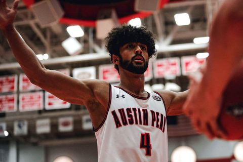 Austin Peay Men's Basketball travels to Starkville Friday to take on #18 Mississippi State. (APSU Sports Information)