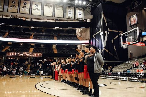 Austin Peay Women's Basketball plays Trevecca Wednesday night at the Dunn Center. (APSU Sports Information)