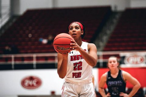 Austin Peay Women's Basketball returns to the Dunn Center to play Northern Kentucky, Monday. (APSU Sports Information)