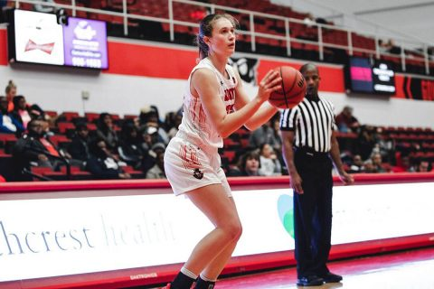 Austin Peay Women's Basketball will play Lipscomb Wednesday at the Dunn Center. Tip off is set for 7:00pm. (APSU Sports Information)