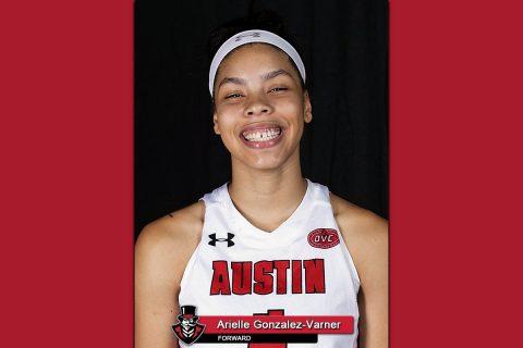 2018 APSU Women's Basketball - Arielle Gonzalez-Varner