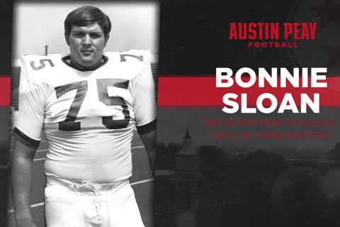 APSU Football alumni Bonnie Sloan