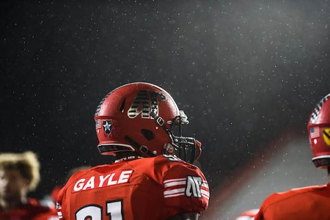 In previous years, the Austin Peay State University football team has worn special uniforms to honor the military.