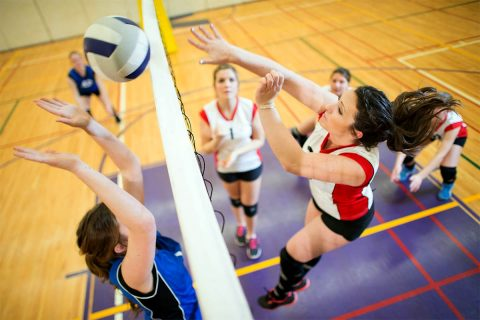 Clarksville Parks and Recreation invites youngsters in grades 5-12 to join the Volleyball fun.