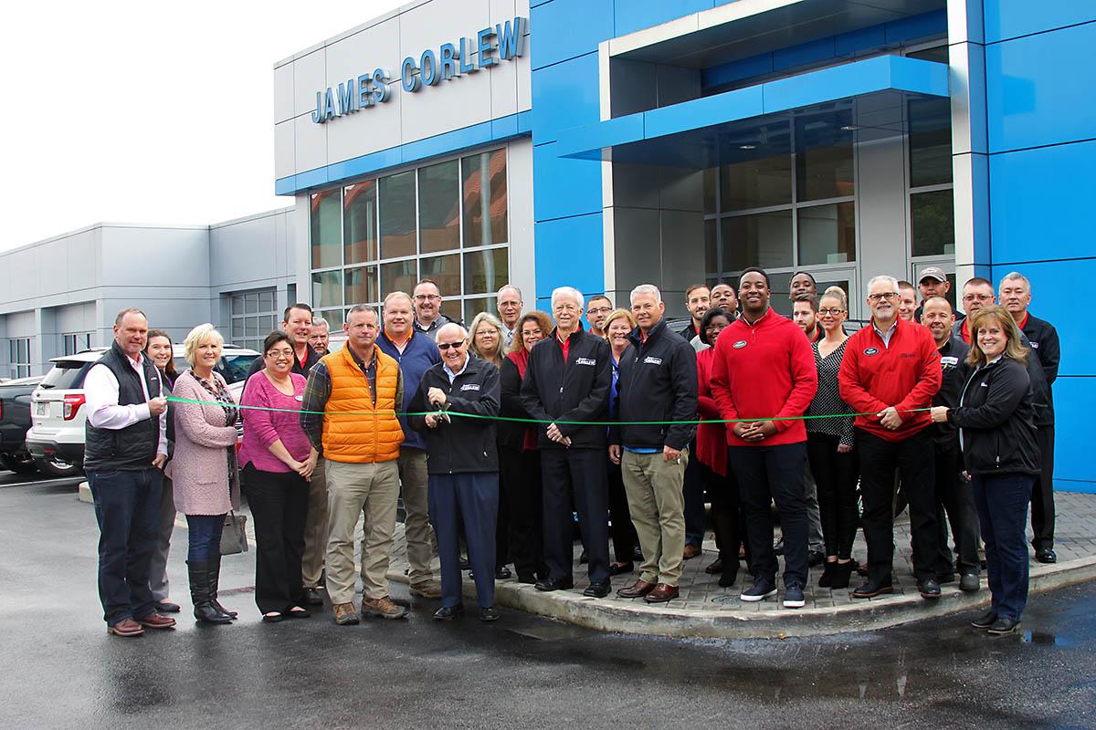 James Corlew Chevrolet >> James Corlew Chevrolet Becomes Clarksville Montgomery County