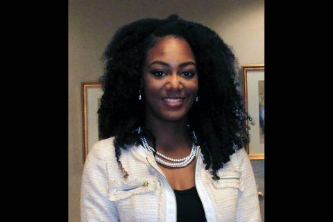 Jasmine Shadding, Montgomery County Diversity and Training Officer
