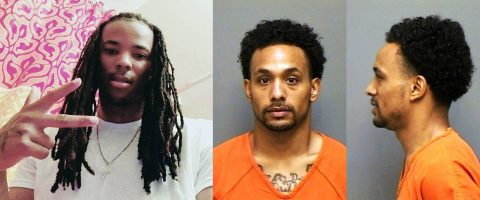 Clarksville Police continue search for (L to R) Marques Kelly and Vincent Merriweather.