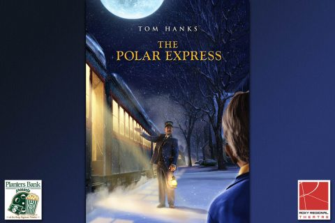 "The film ""The Polar Express"" to play this Sunday at the Roxy Regional Theatre as part of the Planters Bank Presents ... film series."