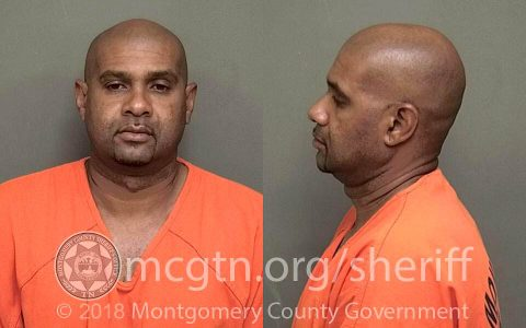Montgomery County Sheriff's Office arrests Trivillus Harris for forgery, theft, and criminal impersonation.