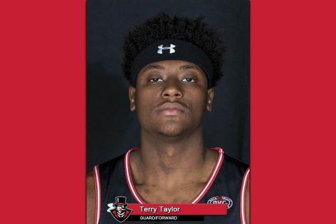 2018-19 APSU Men's Basketball - Terry Taylor