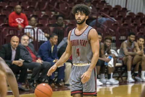 Austin Peay Men's Basketball plays Calvary this Saturday at the Dunn Center. (APSU Sports Information)