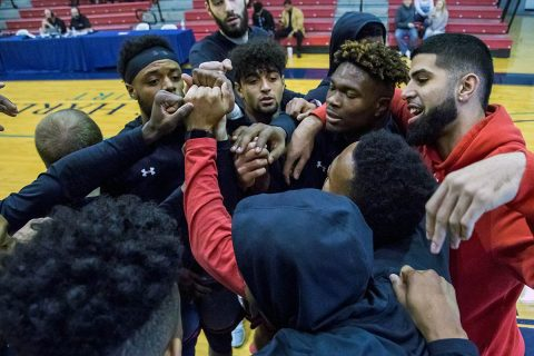 Austin Peay Men's Basketball travels to Arkansas to take on the Razorbacks at Bud Walton Arena, Friday. (APSU Sports Information)