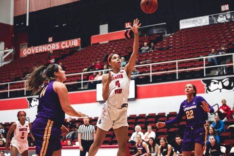 Austin Peay Women's Basketball plays Alabama A&M Sunday at the Dunn Center. Tip off is at 2:00pm. (APSU Athletics)