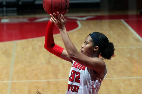 Austin Peay Women's Basketball are on the road Tuesday to take on the Evansville Purple Aces. (APSU Sports Information)