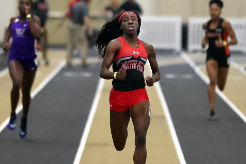 Austin Peay Women's Track and Field kicked off season at Vanderbilt Opener, Saturday. (APSU Sports Information)