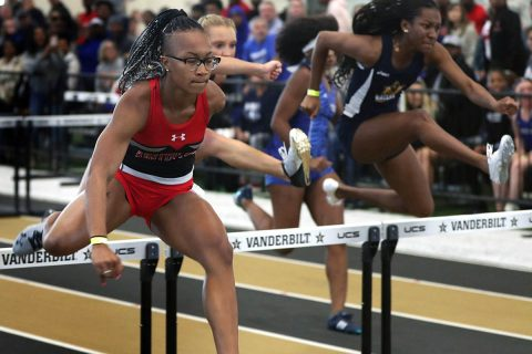 Austin Peay Women's Track and Field win several titles at Saluki Fast Start. (APSU Sports Information)