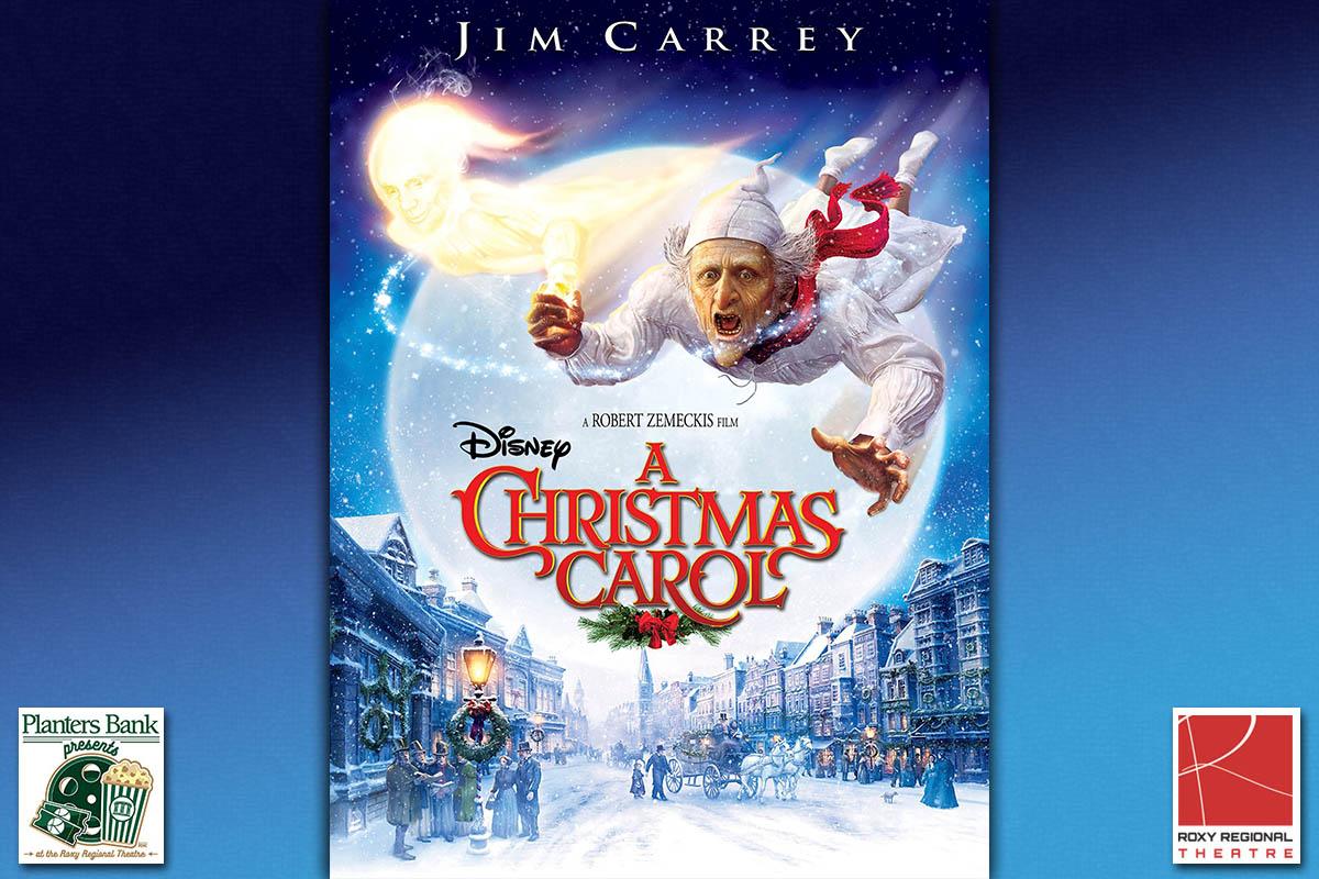 A Christmas Carol Jim Carrey.Planters Bank Presents A Christmas Carol At The Roxy