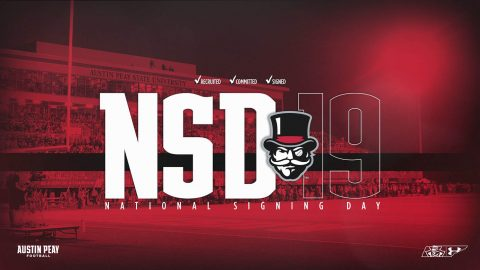 Austin Peay State University Football inks 11 in early signing period. (APSU Sports Information)